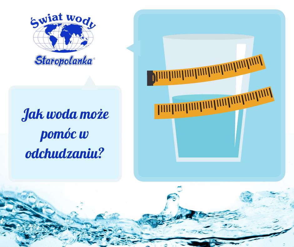 Jak odchudzać się z wodą?